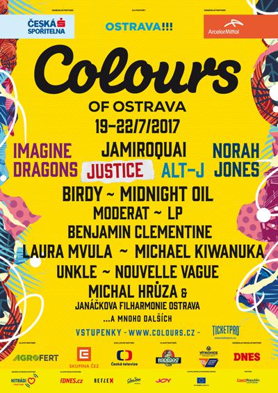 Colours of Ostrava 2017 - Ostrava
