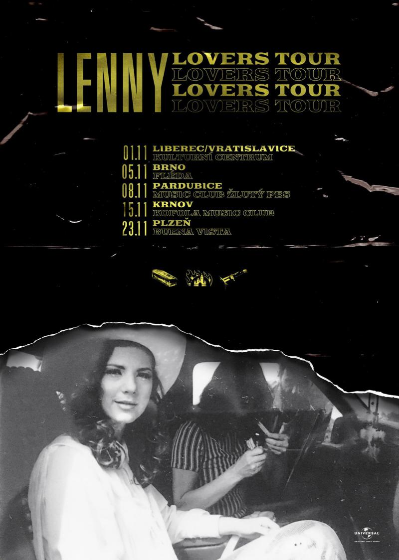 Lenny - Lovers Tour - Krnov