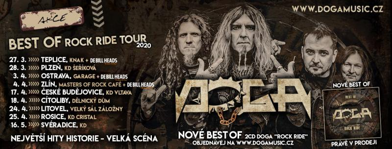 -Doga - Best Of Rock Ride Tour 2020