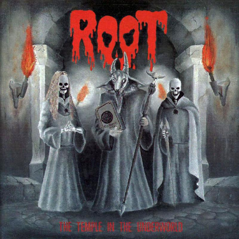 Root-The temple in the underworld